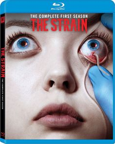 THE STRAIN Season 1 DVD And Blu-ray Release Details, Release Date and Box Cover Artwork