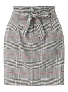 Denim Skirt Jean Skirt Belted Skirt Denim Skirt White Shirt Plus Size Acid Wash Skirt – mariliy Skirt Outfits, Dress Skirt, Hijab Fashion, Fashion Dresses, Casual Dresses, Casual Outfits, Emo Outfits, Batik Dress, Classy Dress