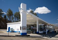 1000 images about gas stations garages on pinterest for Prescott architects