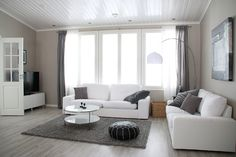 olohuone,olohuoneen sisustus,mustavalkoinen