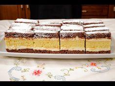 "Prăjitura Budapesta sau ""Televizor"" rețetă video | Laura Laurențiu - YouTube"