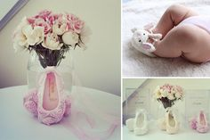 Olivia Rose Slippers and Shoes for Spring | 51%  off! Soft, sweet and feminine shoes for baby.   $15.99 for a limited time!