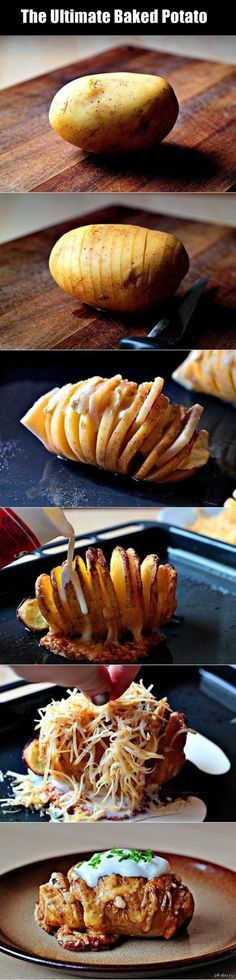 Awesome food hacks!! click to read them all :)