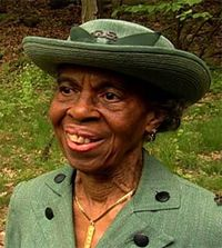 Laurette Hunkson - One of the first African American Girl Scouts