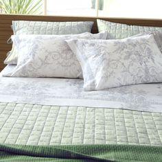 Jogo de Cama KING Buddemeyer Confort Damasco – Verde – Percal 200 Fios 100% Algodão http://www.tokdeconforto.com.br/jogo-de-cama-king-buddemeyer-confort-damasco-verde-percal-200-fios-100-algod-o #jogodecama #decoração #buddemeyer #decor #decoração #green #verde