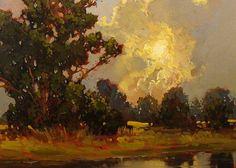 Jan Schmuckal - Approaching Storm - Vander Molen Fine Art