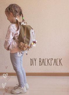 Tutoriel Simple BackPack pour enfants - Étape Facile à l'étape de bricolage!