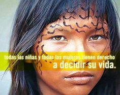 Todas las niñas, jóvenes y mujeres tienen derecho a decidir su vida. Es obligación de los gobiernos del mundo asegurar que esto se cumpla, no impedirlo.  Súmate ya a nuestra petición en: www.alzatuvoz.org/misderechos