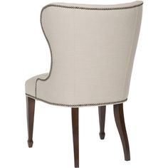 Ava Side Chair V424S found on Polyvore