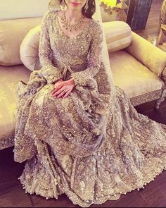 A classic bridal outfit by Elan Pakistani Couture, Pakistani Wedding Dresses, Pakistani Outfits, Indian Dresses, Indian Outfits, Walima Dress, Asian Wedding Dress, Asian Bridal Dresses, High Fashion