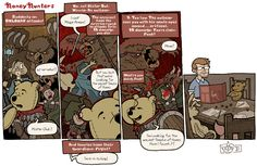 100 Acres Wood: the RPG.  This is brilliant.