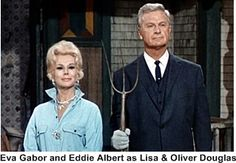 1960s comedy show - green acres