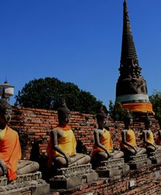 Full Day Ancient Ayutthaya By Cruise - Private Tour-Bangkok, Thailand INR 11085.0 Duraion:  8 hour Activity Details: Get an excellent idea of how local life was like during the 4 centuries that the Kings of Ayutthaya ruled. Visit the summer palace of the present modern day Chakri dynasty, Bang Pa-In, and cruise the Chao Phraya River while enjoying lunch.