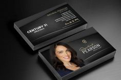 Online Design and Printing Services for Century 21 Real Estate Agents Realtor Business Cards, Real Estate Business Cards, We Bare Bears Wallpapers, Corporate Flyer, Marketing Plan, Card Designs, Business Card Design, Open House, Card Ideas