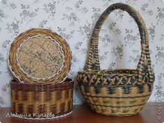 Поделка изделие Плетение Ваш уютный дом Бумага фото 13