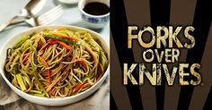 Ponzu Noodle Salad #recipe