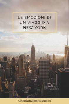 #NewYork, la giungla di cemento dove i sogni diventano realtà, aveva finalmente realizzato il mio di sogno - quella di mostrarsi davanti ai miei occhi dopo tanto fantasticare - ed ancora oggi, dopo esserci tornata in seguito diverse volte, penso che siauna di quelle destinazioni da almeno una volta nella vita. Una città in cui le «cose da vedere» si trasformano inesorabilmente in «cose da sentire»: New York è una vortice di emozioni.