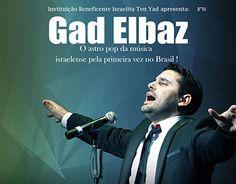 "Check out new work on my @Behance portfolio: ""Gad Elbaz show"" http://on.be.net/1IusFjW"