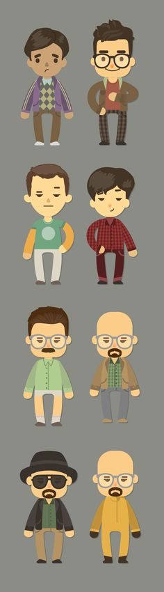 Cute Cartoon Character Generator on Behance