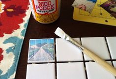 How to Make Instagram Magnets for Less Than $10 by Melissa Jenna Godsey