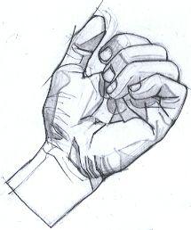 手の描き方9