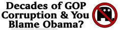 ▲Too bad Republicans... got to look for a scape goat somewhere... why not let it be the black man! As usual.