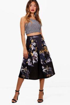 a86ba85cbcfbe H and K To The Sun Pleated Midi Skirt | Anna's Wish List