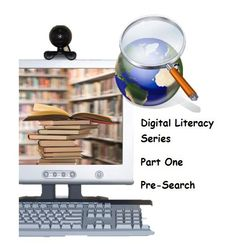 15 Amazing Web Tools Facilitating Pre-Search Strategies… Digital Literacy Series Part 2 Library Research, Research Skills, Research Projects, Technology Tools, Digital Technology, Educational Technology, Digital Footprint, Information Literacy, 21st Century Learning