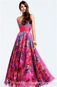 Faviana Prom Dress 6901