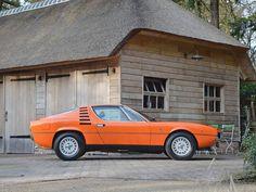 Alfa Romeo Montreal -