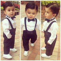 Boys stylish suit. Boys formal wear. Toddler formal wear