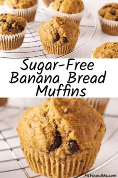 Healthy. Delicious. Macro friendly. Dairy-Free. That's what makes these the best muffins for your family. Banana bread muffins that are so moist, full of flavor you'll forget they are healthy. This is one of those recipes you can throw together quickly and have ready to serve your family in 30 min or less. via @fitfoundme