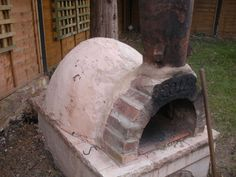Make your own outdoor pizza and bread oven. James want one of these so bad!