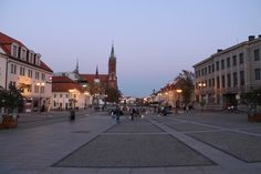 Deptak - Białystok