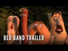 Sausage Party - Official Red Band Trailer - YouTube