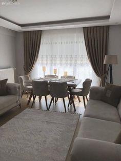 Home Room Design, Interior Design Living Room, Living Room Designs, Living Room Tv, Home And Living, Home Decor Furniture, House Rooms, House Coffee, Pula