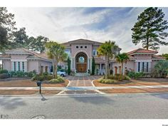 1551 Milano Court, In Grande Dunes.  Beautiful Home For Sale. Contact Ace Realty.