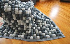Bubble quilt, need to learn for Lucas for sensory integration