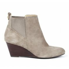 Grey suede Ankle boots -for fall
