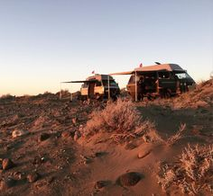 Not a bad spot to watch the sunset over Potholes. #vanlife #vanagonlife by michaelabegg