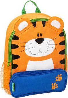 Stephen Joseph Boys 2-7 Sidekick Backpack, Tiger, One Size Stephen Joseph. $24.35