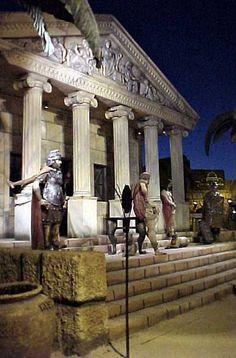 Buenos Aires - .REPRODUCCION DE TIERRA SANTA EN  ARGENTINA