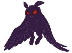 Image result for mothman tumblr