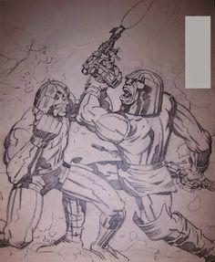 Cap'n's Comics: New Gods Reprints by Jack Kirby