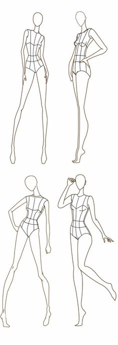 해외 패션일러스트 디자인 스케치 모음 / fashion design : 네이버 블로그