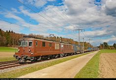 Re 425 179 BLS Cargo Re 425 at Lyssach, Switzerland by Stefan Wullschleger