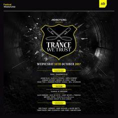18.10.2017 In Trance We Trust ADE Festival, Amsterdam (NL)