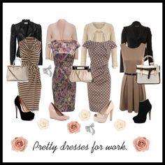 Fashion Worship Love the poka dots but no way for work