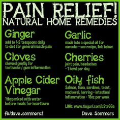 Pid natural remedies for CDC