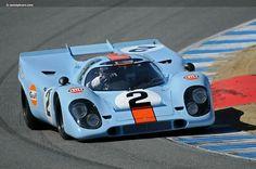 Pedro Rodriguez 917 Porsche